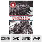 RISE AND FALL OF NAZI GERMANY - DVD Movie
