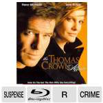 THOMAS CROWN AFFAIR - Blu-Ray Movie