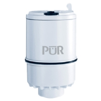 PUR 107-23987-70322-7 2 Stage Faucet Water Filter Replacement - Reduces Lead, Up to 100 Gallons