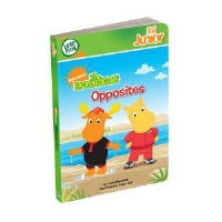 LeapFrog 21111 Tag Junior The Backyardigans Opposites Book - Position Words, Matching, Opposites, Ages 2-4