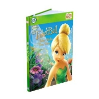 LeapFrog 21114 Tag Tinker Bell's True Talent Book - Memory Skills, Sorting and Classifying, Making Predictions, Seasons, Ages 5-7