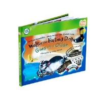 LeapFrog 21158 Walter the Farting Dog Goes on a Cruise Tag Book - Ages 4-7