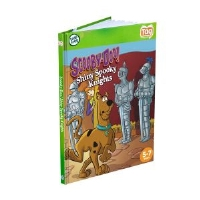 LeapFrog 21169 Tag Scooby-Doo! Shiny Spooky Knights Book - Listening and Reading, Critical Thinking, Ages 5-7
