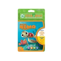 LeapFrog 22651 ClickStart Finding Nemo:  Sea of Keys, Ages 3 to 6 Years, Designed to Accompany QuickStart My First Computer