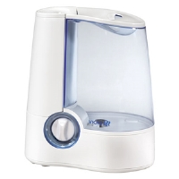 Vicks V745-A Warm Mist Humidifier - 1 Gallon Tank, 2 Settings, Night Light, Medicine Cup, Heating Element
