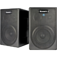Numark  Powered 2-Way Stereo Speaker System