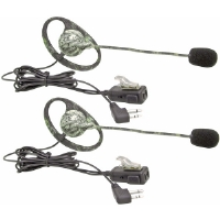 Midland  GMRS 2-Way Radio Headset 2-Pack