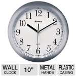 Advance Time Technology  10&quot; Wall Clock