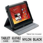 Targus Truss Case/Stand for Acer ICONIA TAB A500 10.1&quot; - Case for web tablet - nylon - black with gray interior - for Acer ICONIA Tab (10.1 in)