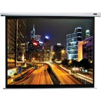 "Elite Screens ELECTRIC125H 109"" x 61"" MaxWhite 16:9 Spectrum Series Motorized Screen (125"" Diagonal)"
