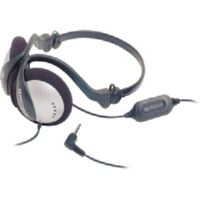 Koss KSC-17 Behind-The-Neck Folding Headphones With In-Line Volume Control