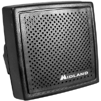 Midland 21-406 Deluxe CB/Amateur/Marine Extension Speaker - 8 ohm
