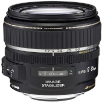 Canon 9517A002 EF-S 17-85mm f4-5.6 IS USM Standard Zoom Lens With Optical Image Stabilizer