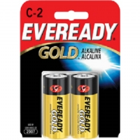 Eveready C2 EVEREADY C Cell Alkaline Battery Retail Pack - 2-Pack