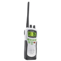 Uniden ATLANTIS-250G Atlantis Hand-Held VHF 2-Way Marine Radio - Gray