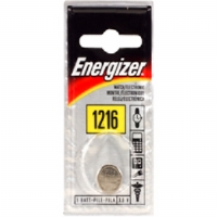 Energizer ECR-1216BP 3V Lithium Button Cell Battery Retail Pack - Single