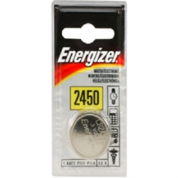 Energizer ECR-2450BP 3V Lithium Button Cell Battery Retail Pack - Single