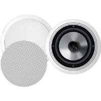 "BIC America FH8-C 8"" 175-Watt In-Ceiling Speakers With Swivel Mid/High Frequency Horns"
