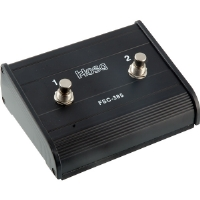 Hosa FSC385 Dual Channel Momentary Foot Switch
