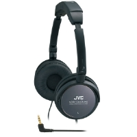 JVC HA-NC80 Noise Canceling Full Sized Stereo Headphones