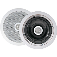 "Pyle PD-IC80 8"" 300-Watt 2-Way In-Ceiling Speakers (Pair)"