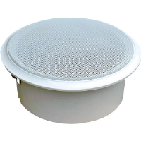 "Pyle PDICS82 8"" Full Range 150-Watt In-Ceiling Speaker - 1.5"" Tweeter"