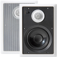 "Pyle PD-IW62 6.5"" 250-Watt 2-Way In-Wall Speakers (Pair)"