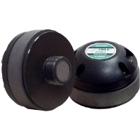 Pyle PDS-342 Screw-On Tweeter Driver With 20 ounce Magnet - 400-Watts, 1kHz-20kHz