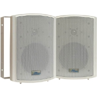 "Pyle PD-WR6T 6.5"" 350-Watt Weatherproof Speaker With 70V Transformer"