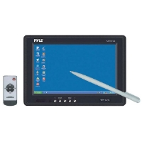 Pyle PLHR9TSB 9.2'' Headrest LCD Computer Monitor With VGA Input And Touch Screen Capability