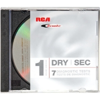 RCA Discwasher RD-1141 1-Brush Dry CD/DVD Laser Lens Cleaner