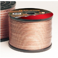 Metra S12-100 100' 12 Gauge Clear Speaker Wire