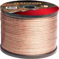 Metra S14-100 MTA 100' 14-Gauge Clear Speaker Wire