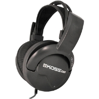 KOSS STEREO HEADPHONES FULL