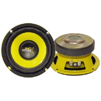 Pyle PLG54 Gear X Series 5&quot; 200-Watt Mid Bass Woofer