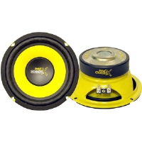 "Pyle PLG64 Gear X Series 6 1/2"" 300-Watt Mid Bass Woofer"