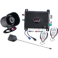 Directed Electronics Python 3105P 1-Way Security System