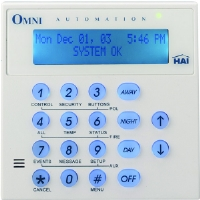 HAI 33A00-4 Omni Console Keypad With Built-in Speaker/Mic