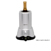 Emerson FR10BK Wine Chiller - Single Bottle, Thermoelectric System, Digital Temperature Control
