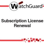 WatchGuard Firebox X550e UTM Software Suite