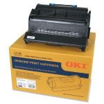 OKI - Toner cartridge - High Capacity - 1 x black - 25000 pages - for B721dn, 731dnw (45488901)
