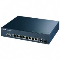 ZyXEL ES-2108PWR Managed Layer 2 Network Switch - 8-Port