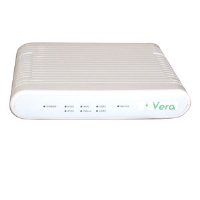 Zwave VERA7K Web Enabled Controller - 5 Ethernet Ports, 2 USB Ports, 2 Lamp Modules, ON/OFF Plug-In Modules, Screw-In Modules