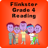 FLINKSTER GRADE 4 READING FOR MACINTOSH