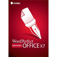 WORDPERFECT OFFICE X7 PROFESSIONAL