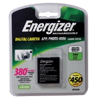 Energizer ERD450GRN Lithium Ion Digital Camera Battery