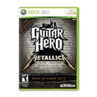 Guitar Hero: Metallica - Xbox 360 Game
