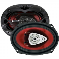 "Boss CH6930 6"" x 9"" 3-Way Chaos Speakers - 400W (Pair)"