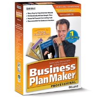 Individual Software Business PlanMaker Professional Deluxe
