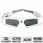 Alternate view 1 for Acer JZ.JBU00.012 3D Glasses for H9500BD